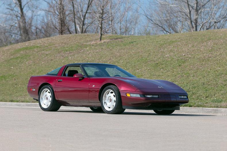 1993 Chevrolet Corvette