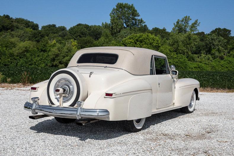 1942 Lincoln Continental