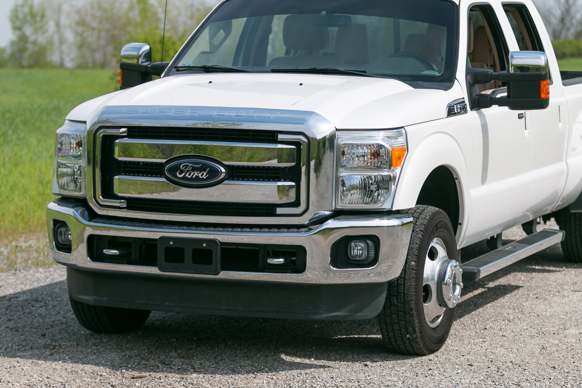 5Th Wheel Tailgate >> 2012 Ford F350 | Fast Lane Classic Cars