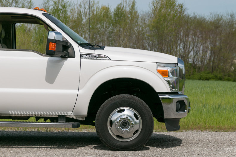 2012 Ford F350