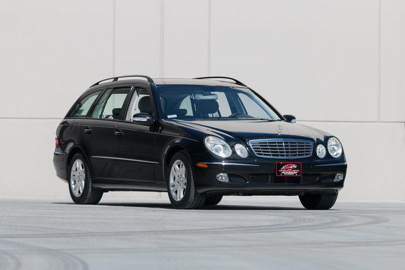 2004 Mercedes-Benz E320