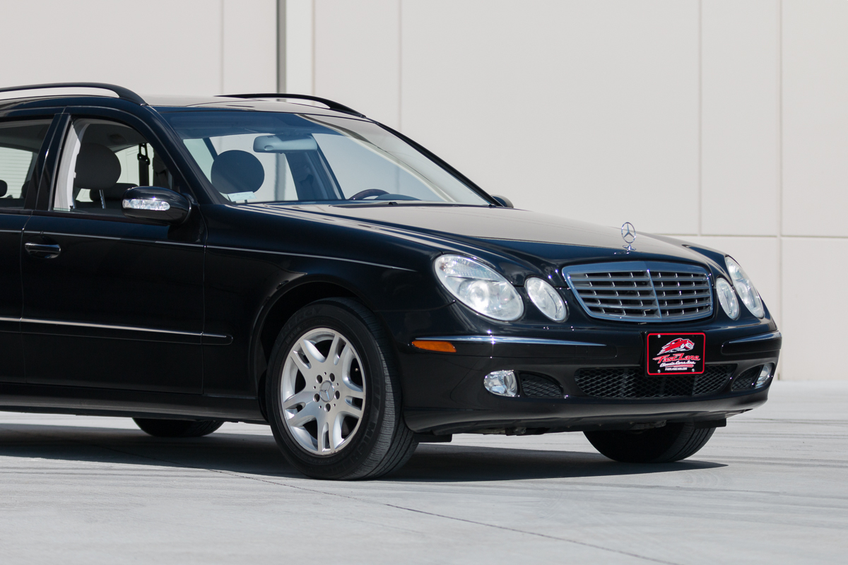 2004 mercedes benz e320 fast lane classic cars. Black Bedroom Furniture Sets. Home Design Ideas