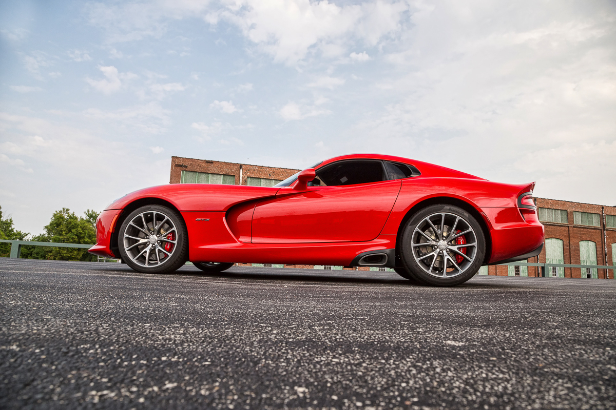 2014 Dodge Srt Viper Fast Lane Classic Cars