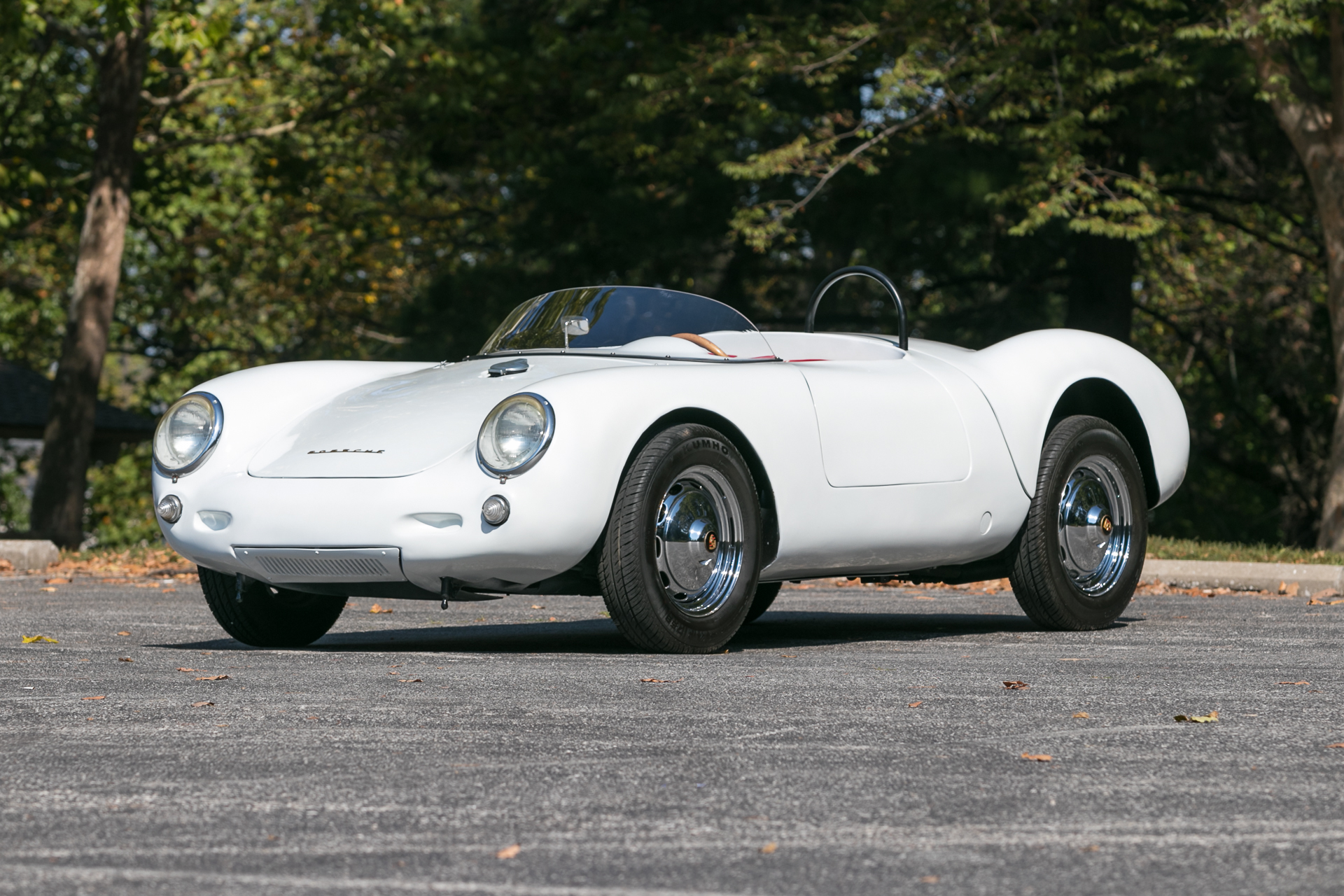 1955 porsche 550 fast lane classic cars. Black Bedroom Furniture Sets. Home Design Ideas