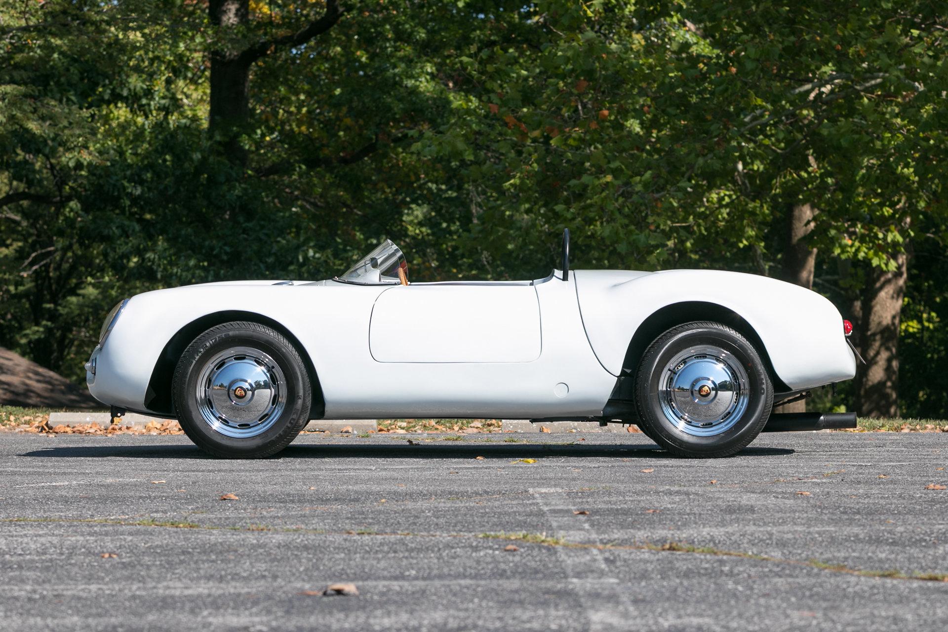 1955 Porsche 550 Spyder Replica For Sale 64320 Mcg
