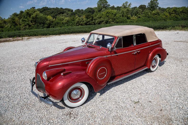 1939 Buick Series 60