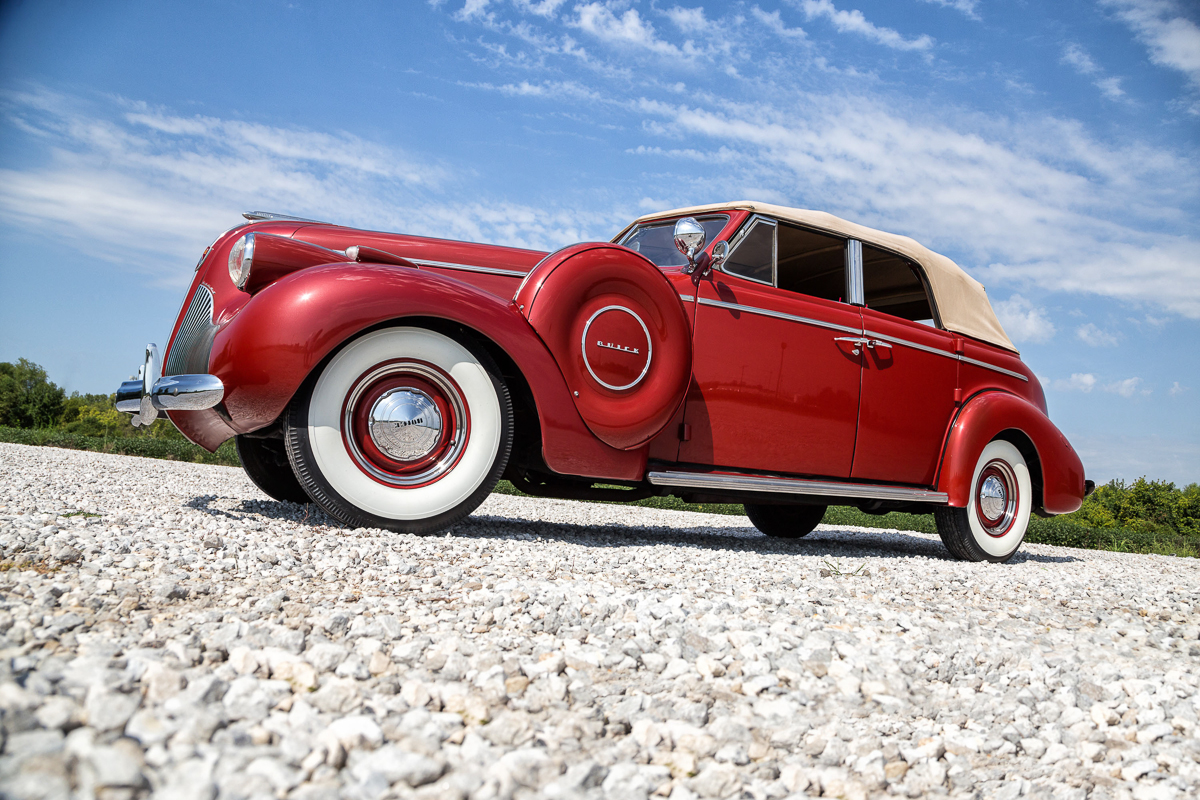 1939 Buick Series 60 Fast Lane Classic Cars