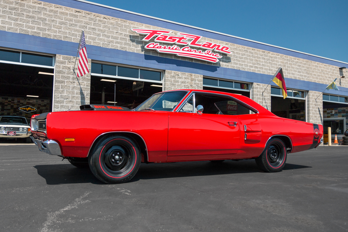 1969 Dodge Super Bee Fast Lane Classic Cars Coronet A12
