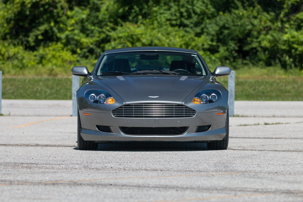 Aston Martin DB Fast Lane Classic Cars - 2007 aston martin db9