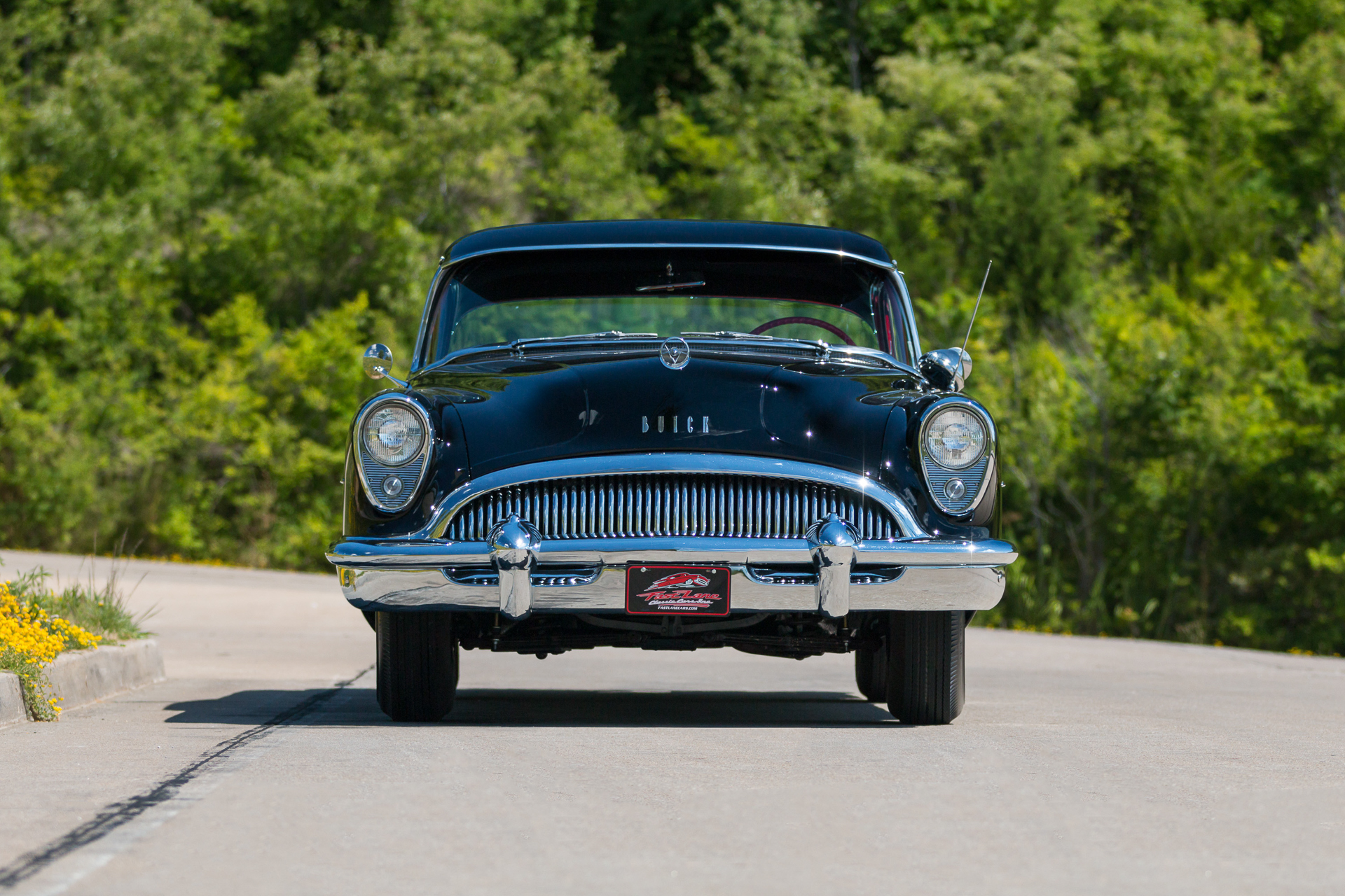 1954 Buick Roadmaster Fast Lane Classic Cars Riviera Convertible