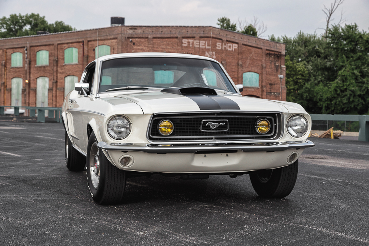 1968 Ford Mustang GT | Fast Lane Classic Cars