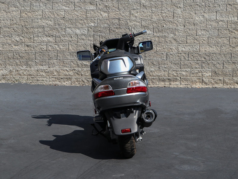 2011 Suzuki Burgman