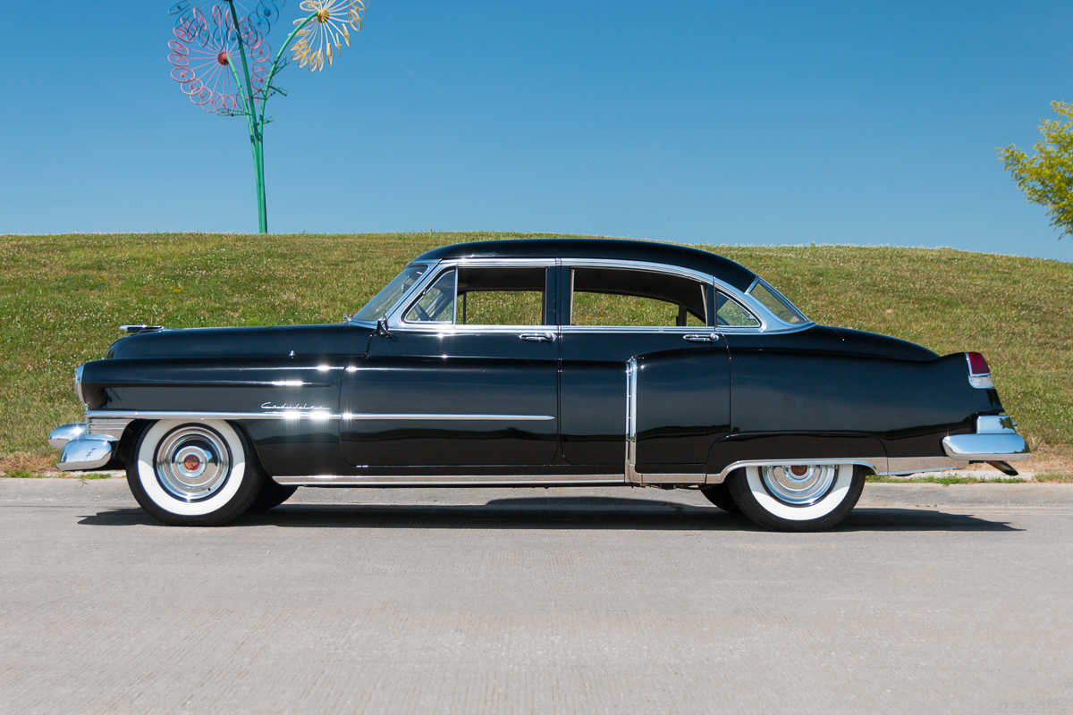 1951 Cadillac Series 62 | Fast Lane Clic Cars
