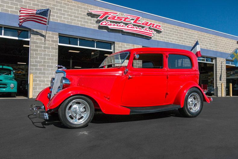 1934 Ford Tudor
