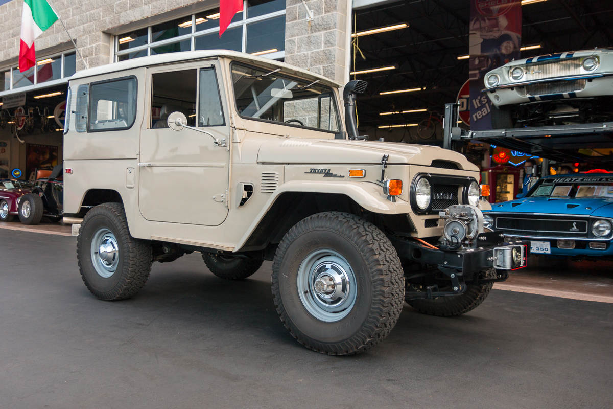 1973 Toyota Land Cruiser
