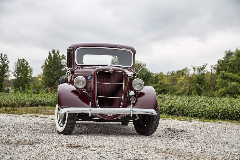 1936 Ford 1/2 Ton