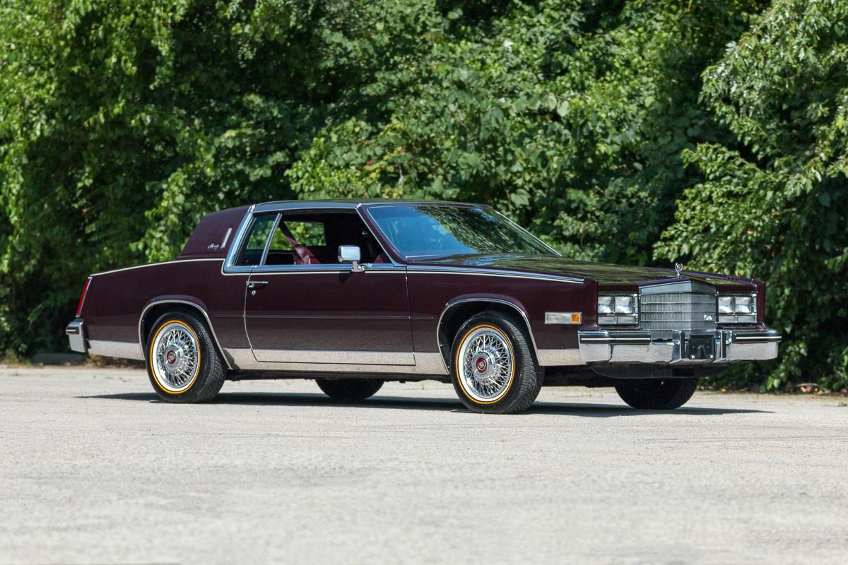1985 cadillac eldorado fast lane classic cars. Black Bedroom Furniture Sets. Home Design Ideas