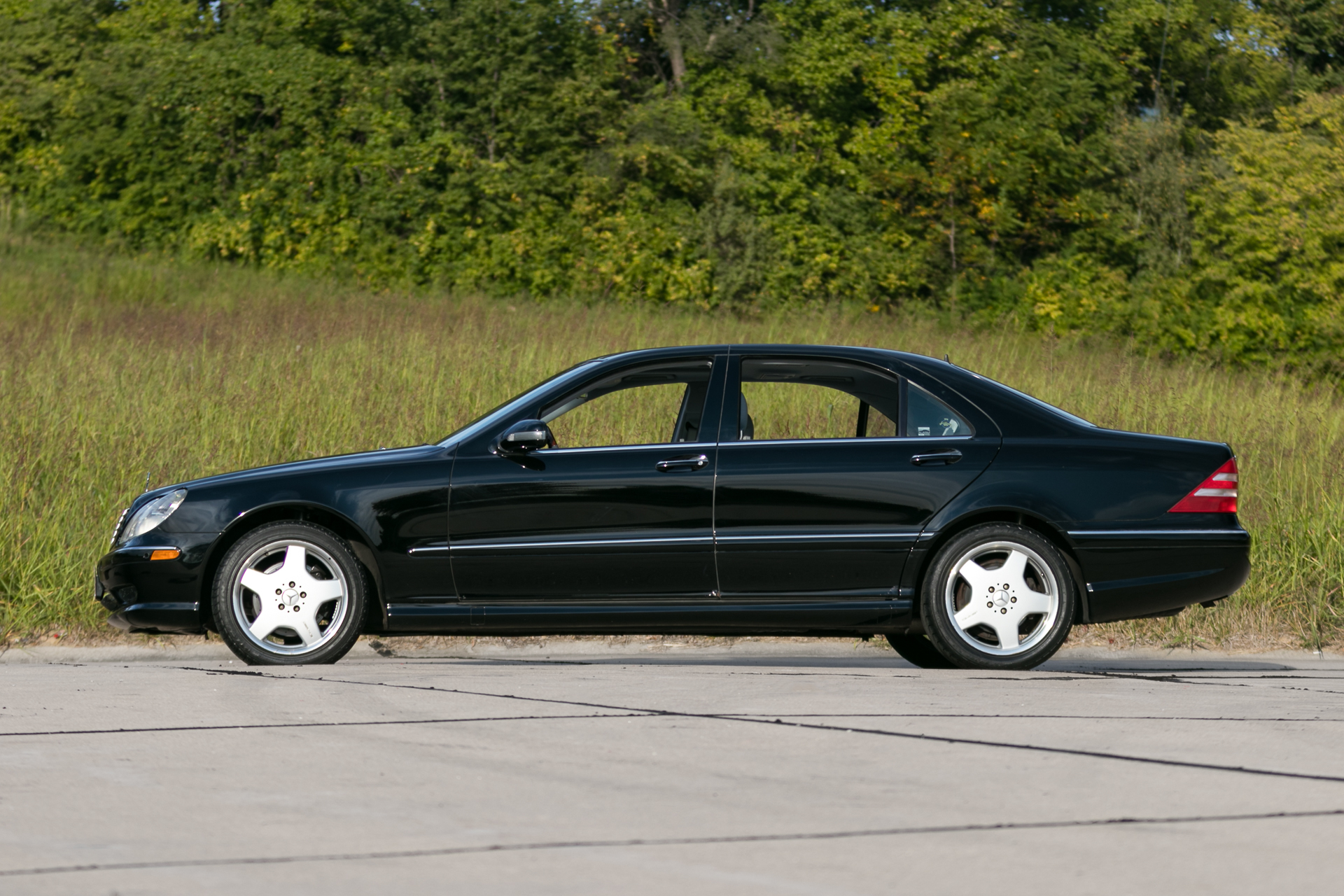 2001 Mercedes-Benz S500 | Fast Lane Classic Cars