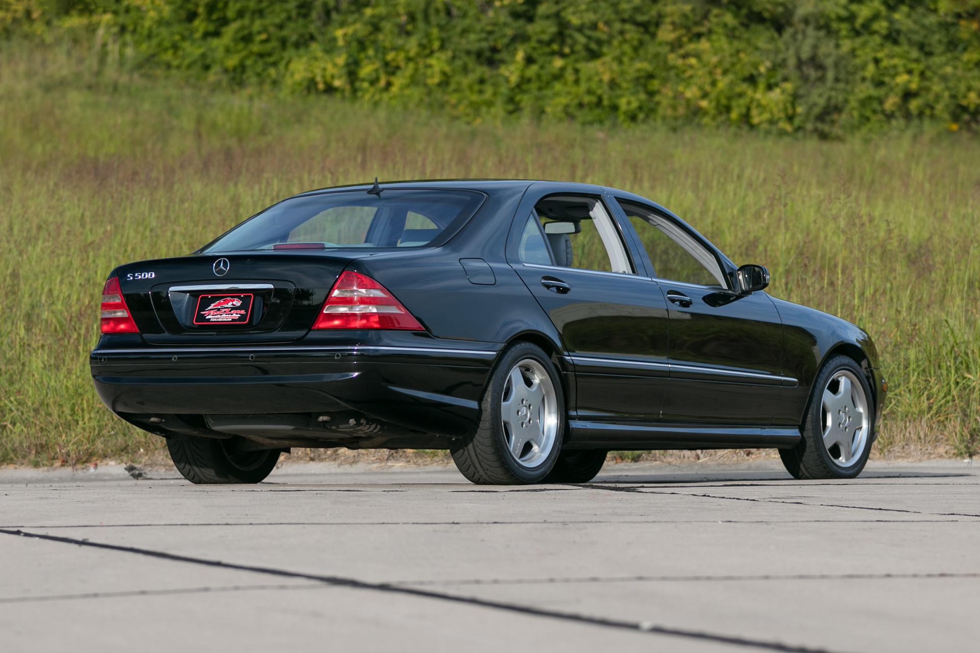 2001 mercedes benz s500 fast lane classic cars. Black Bedroom Furniture Sets. Home Design Ideas