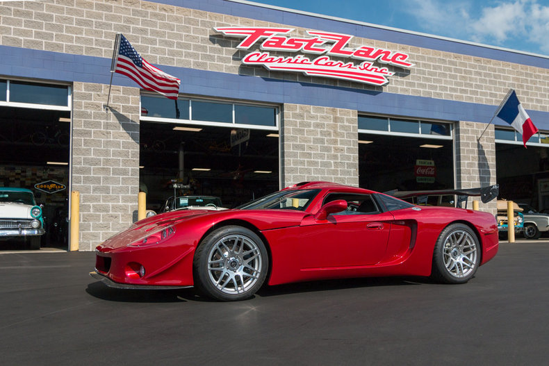 2015 Factory Five GTM