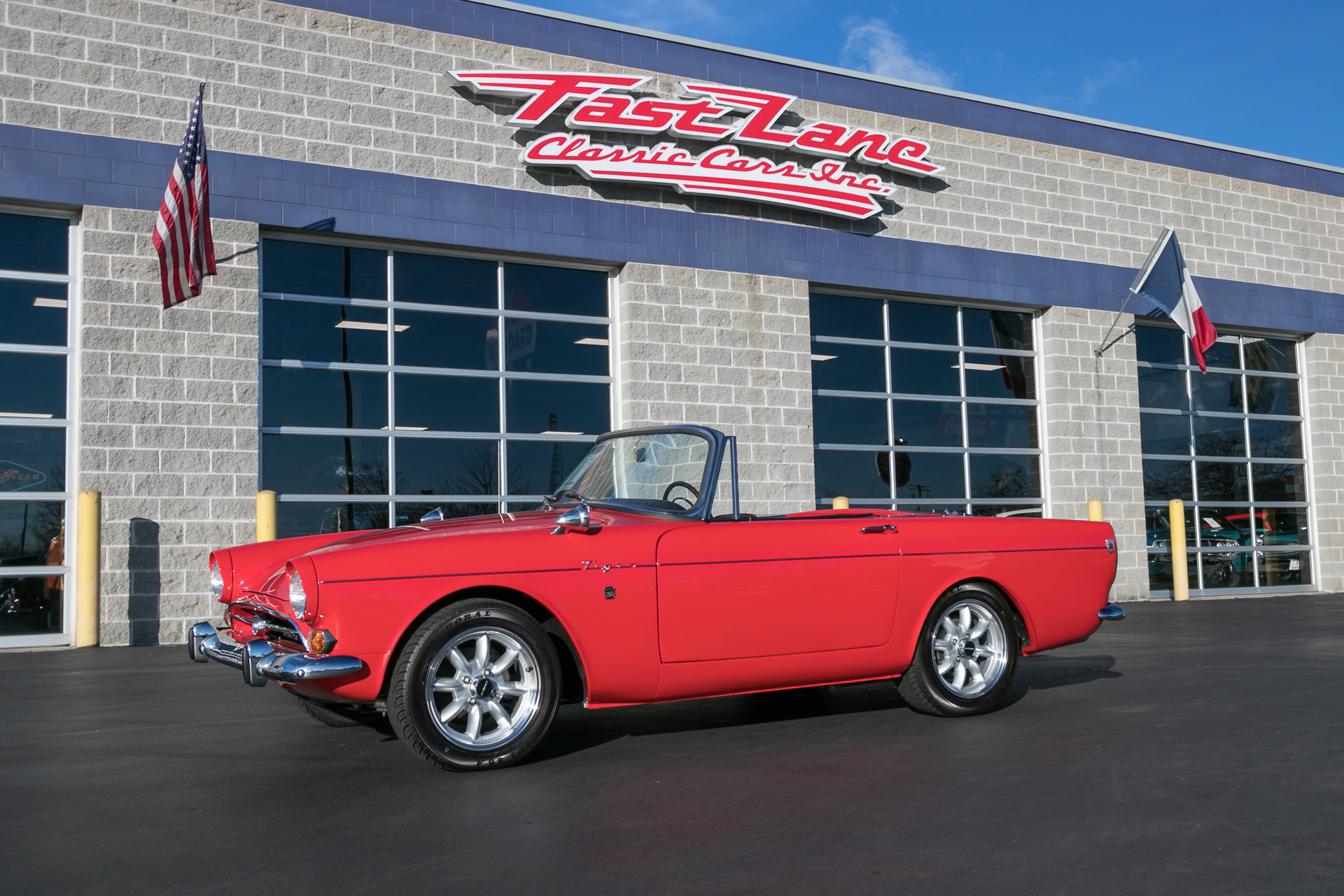 1965 Sunbeam Tiger | Fast Lane Classic Cars