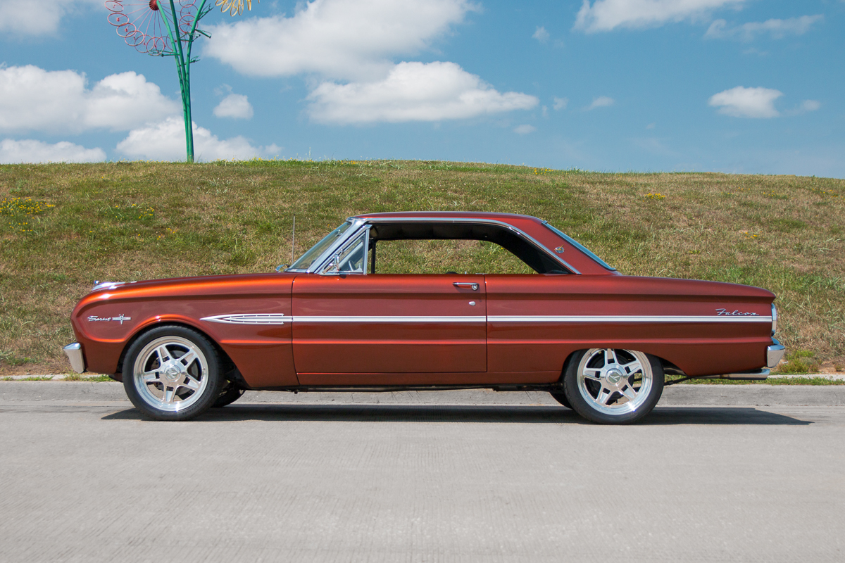 1963 Ford Falcon Fast Lane Classic Cars