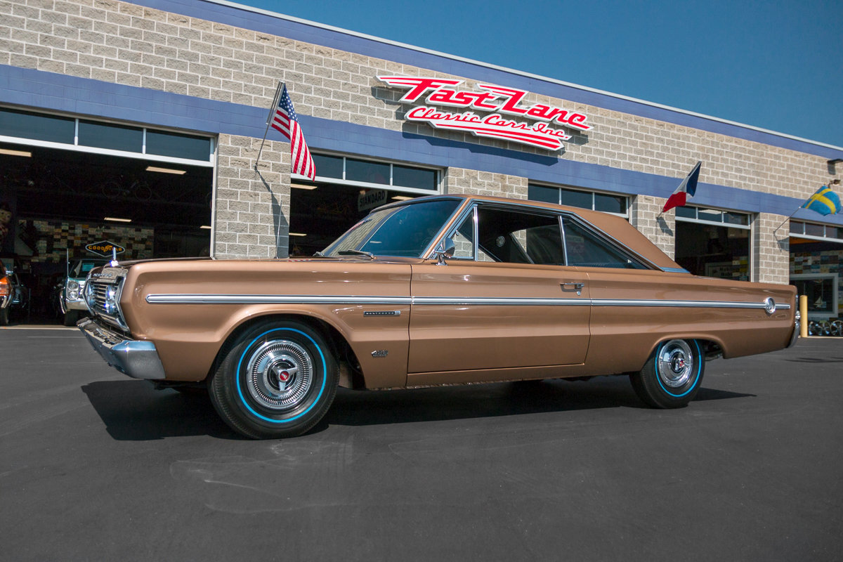 1966 Plymouth Belvedere | Fast Lane Classic Cars