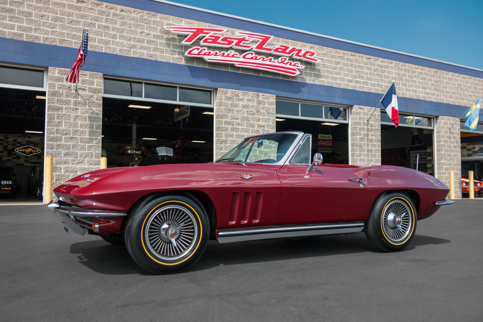 582170ab9c9b0 hd 1965 chevrolet corvette
