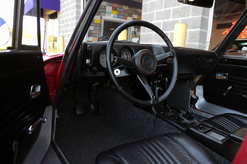 1969 Datsun 1600