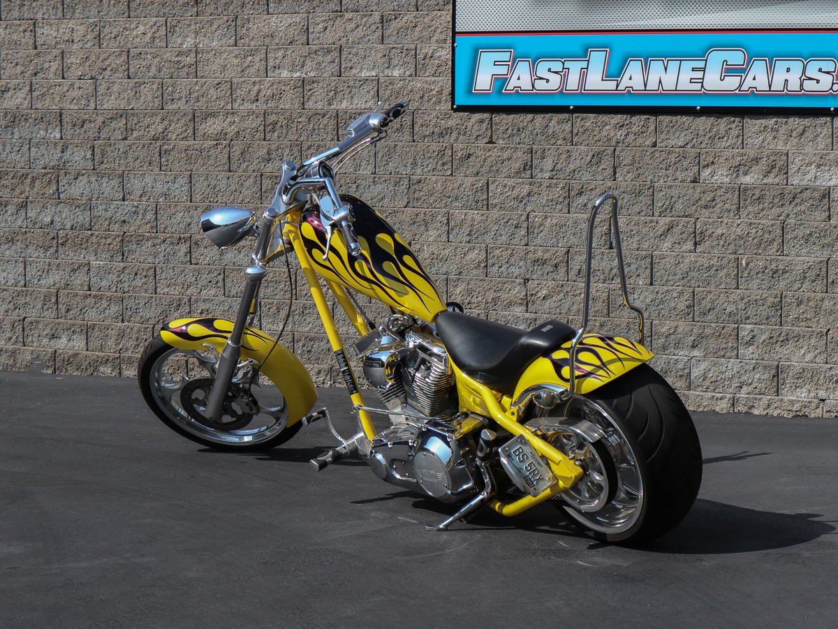 Sissy Bar For Big Dog Motorcycle