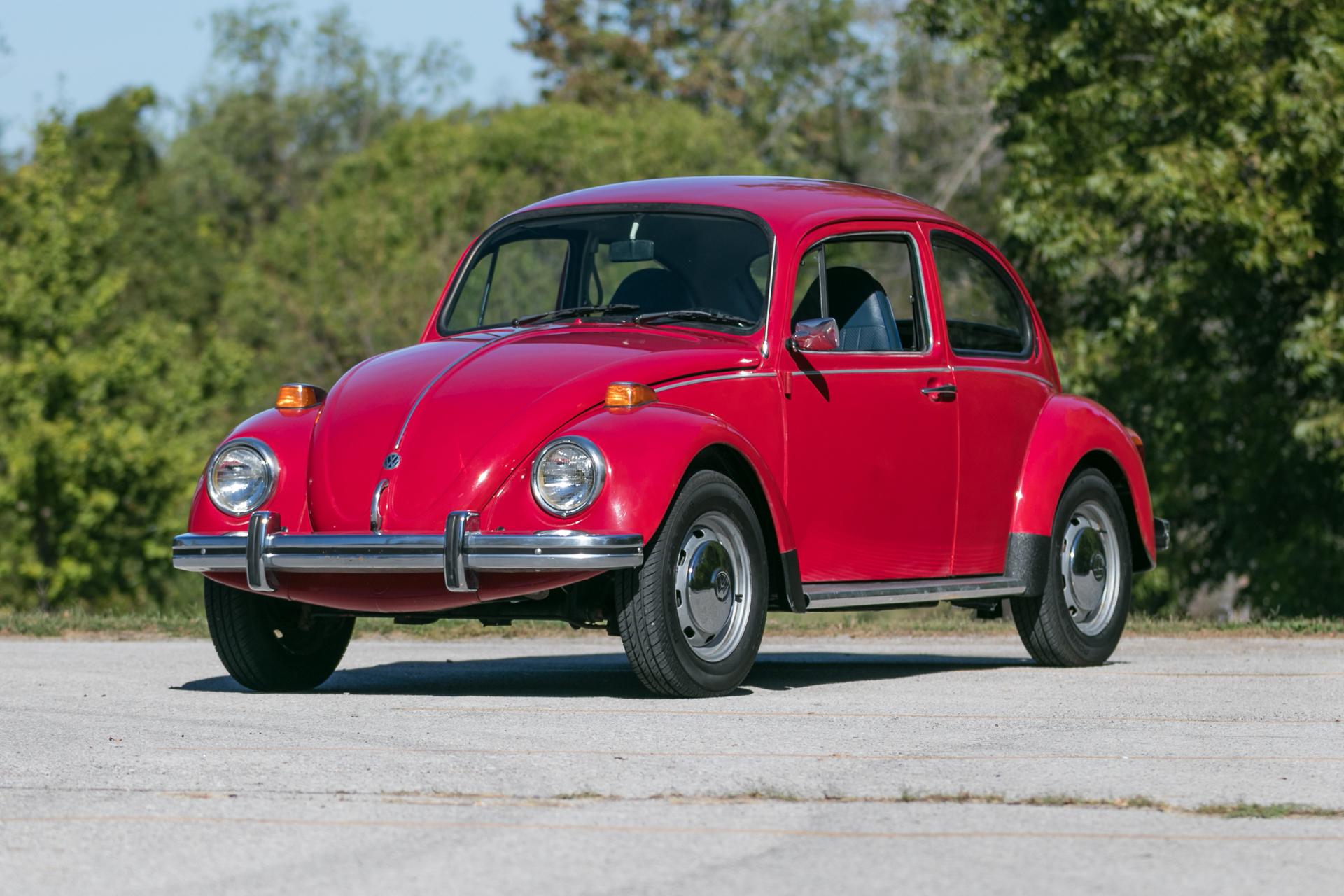 1973 volkswagen beetle fast lane classic cars. Black Bedroom Furniture Sets. Home Design Ideas