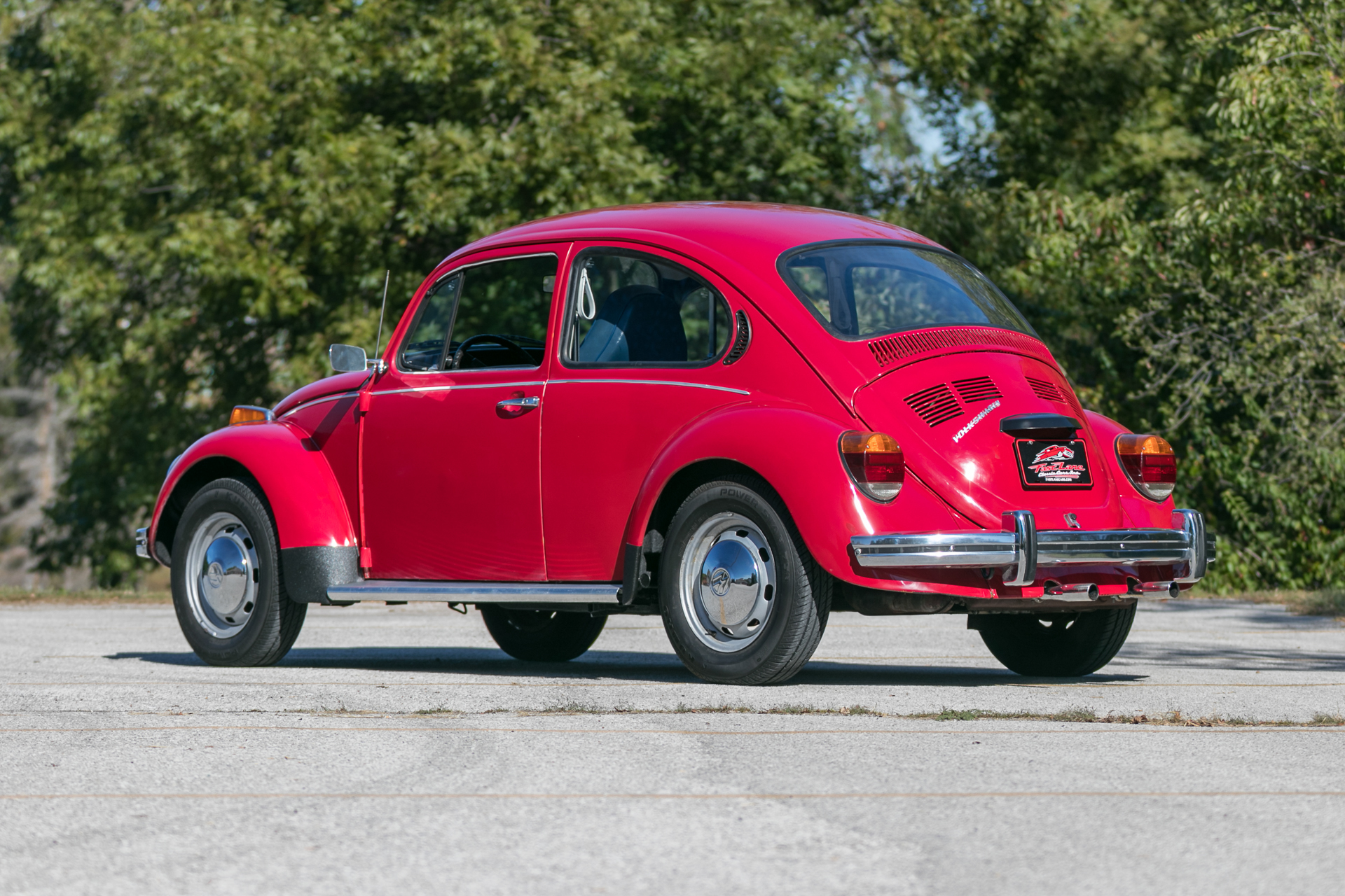 1973 Volkswagen Beetle Fast Lane Classic Cars