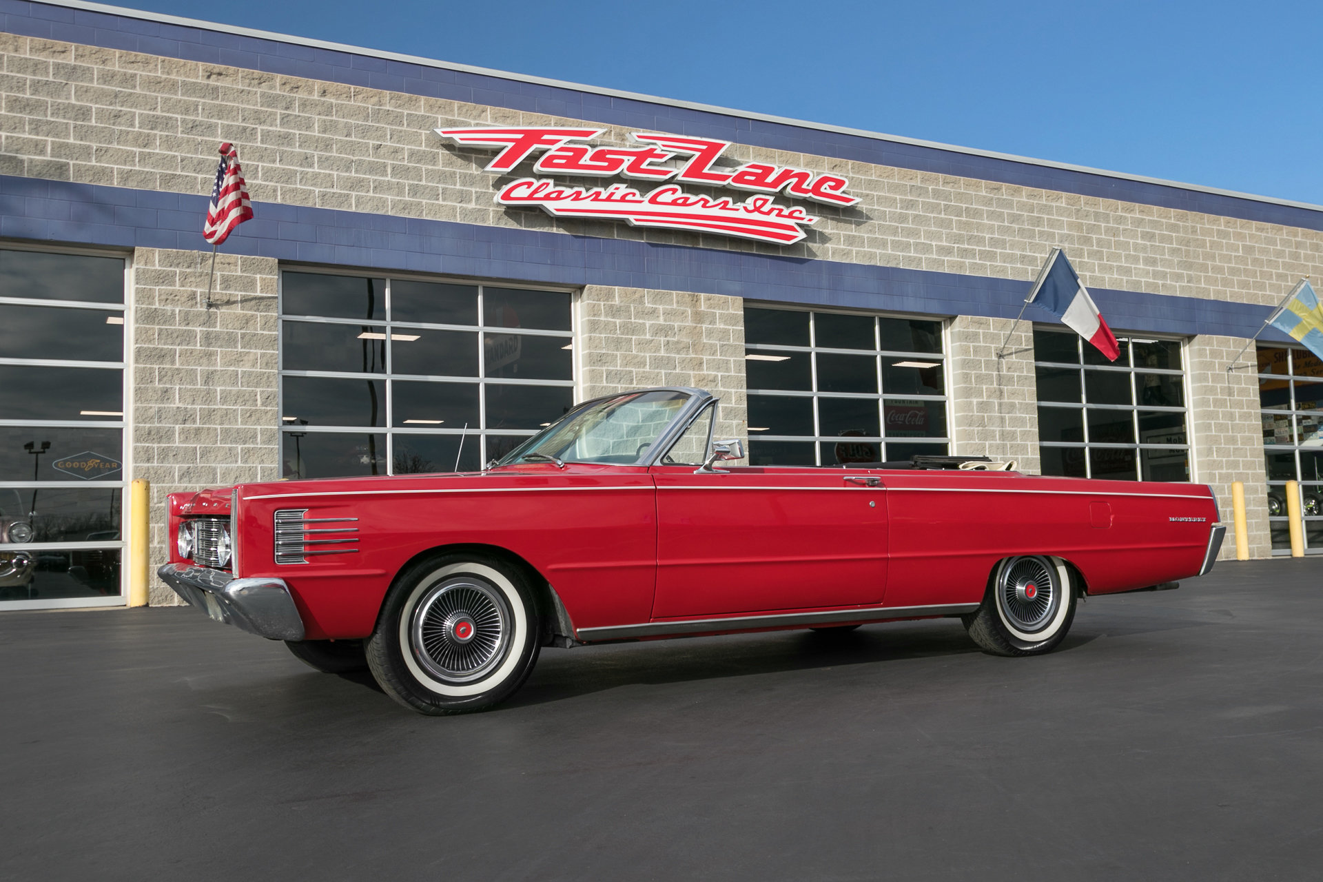 Inventory Fast Lane Classic Cars 1966 Chevy Bel Air For Sale 1965 Mercury Monterey
