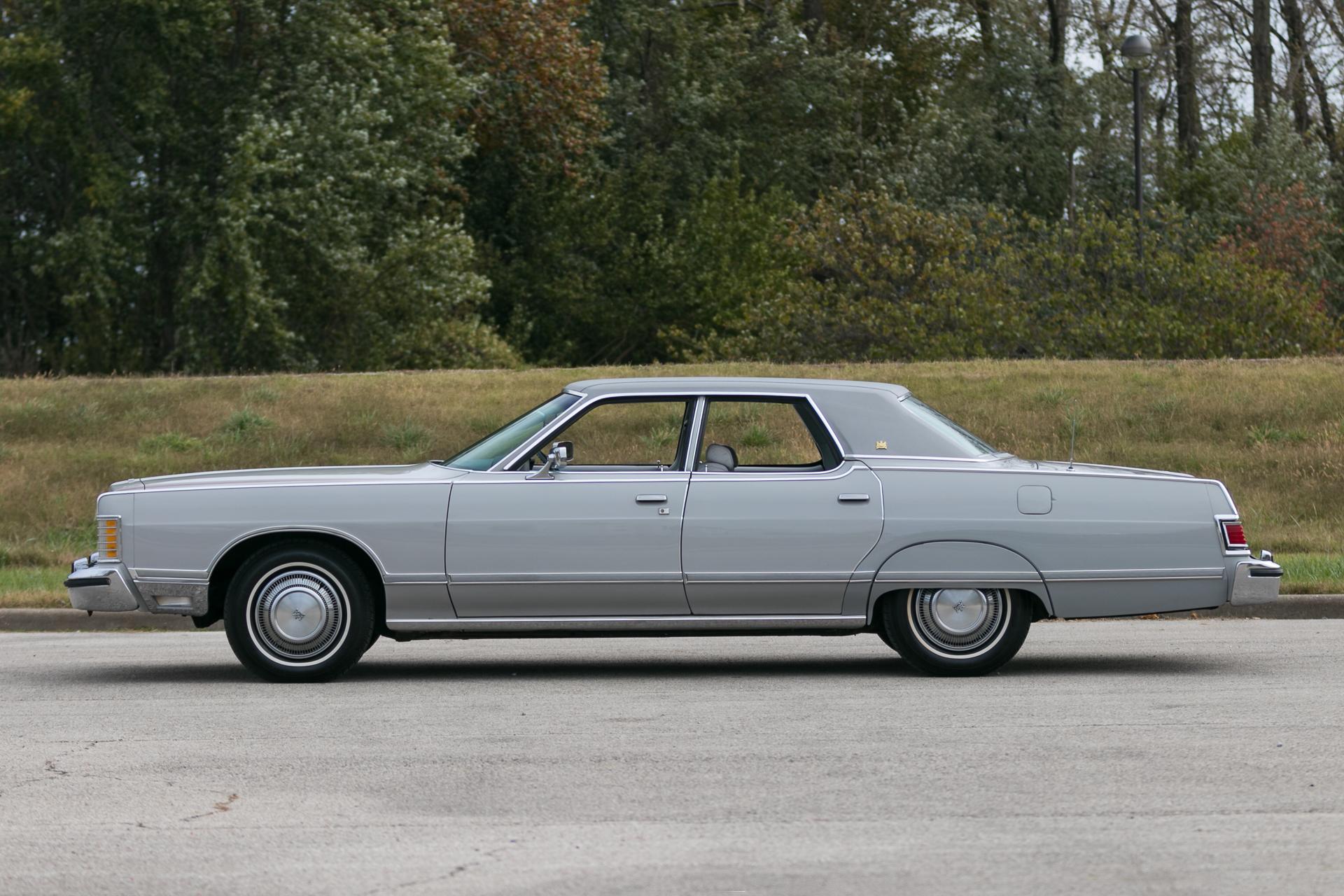 ... 1978 Mercury Grand Marquis ...