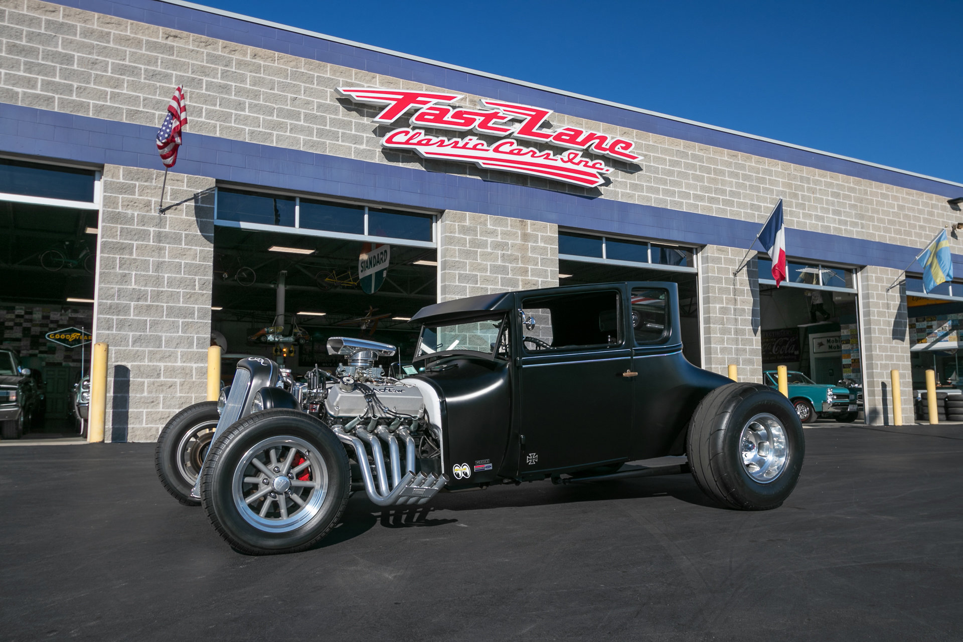 1926 Ford Hotrod