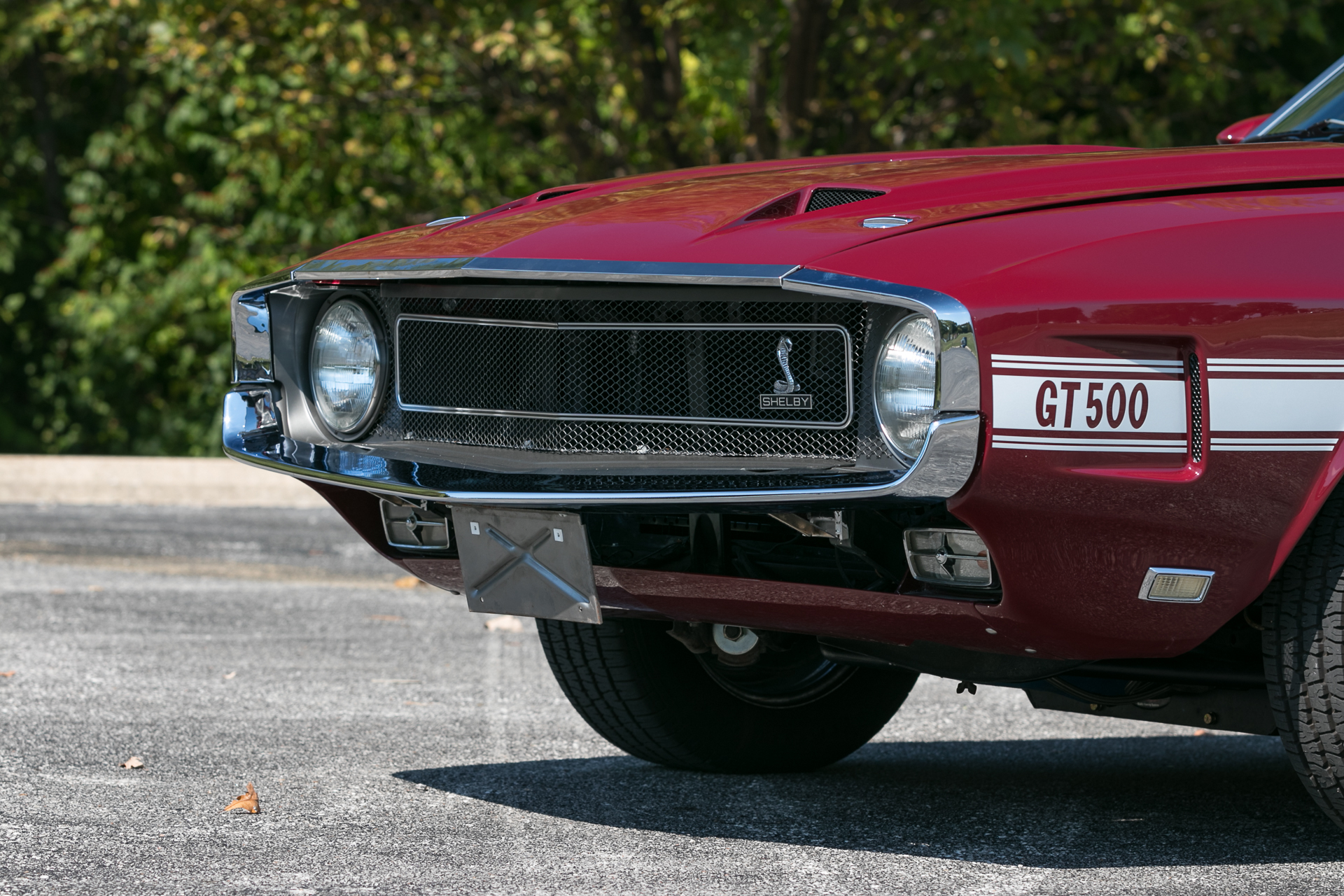 1969 Ford Mustang Fast Lane Classic Cars Gt500