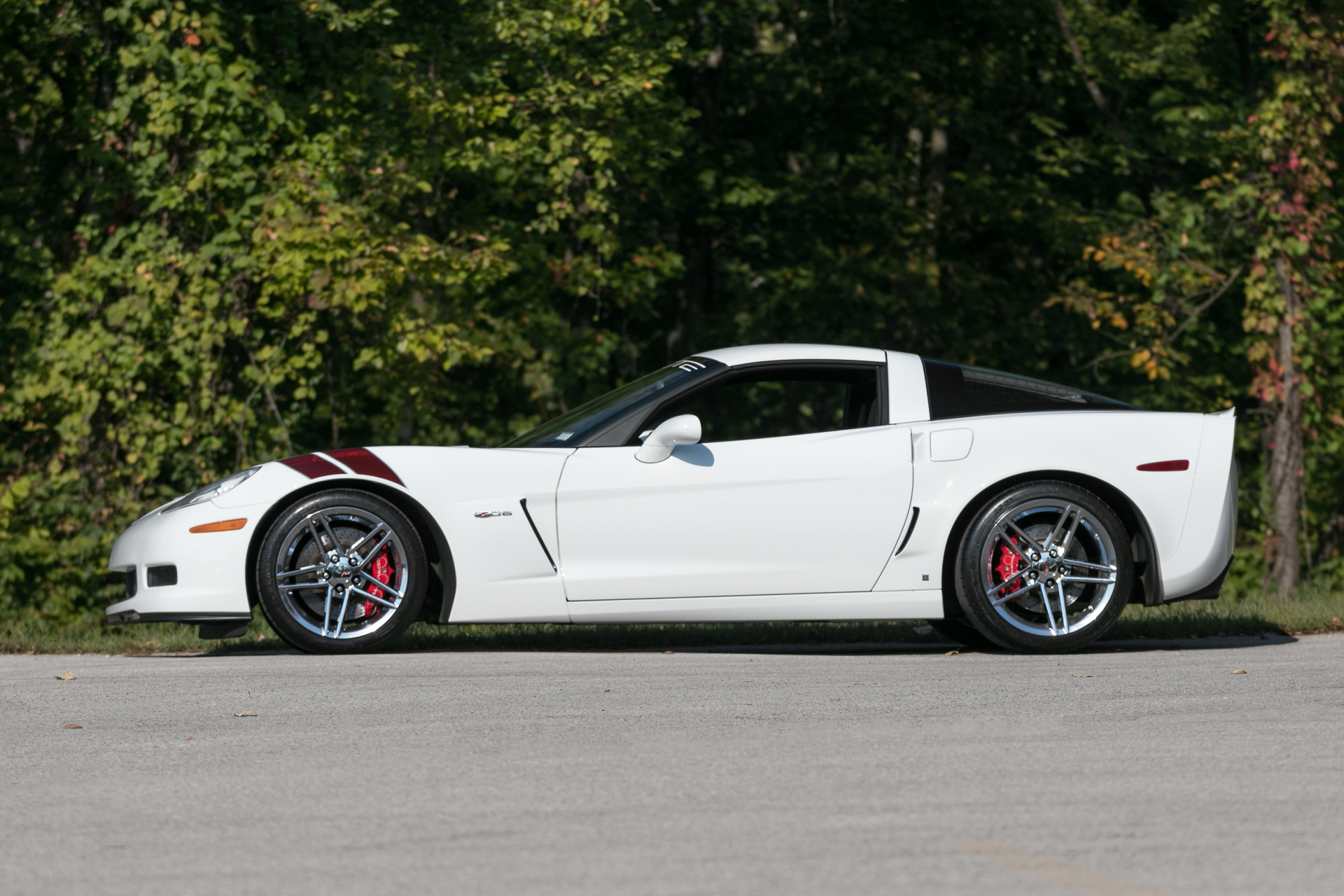 2007 chevrolet corvette z06 fast lane classic cars. Black Bedroom Furniture Sets. Home Design Ideas