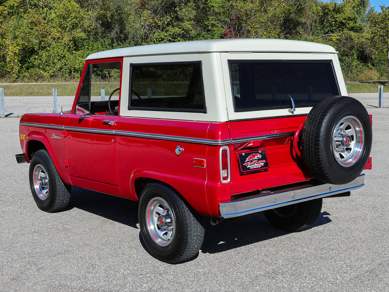 1973 ford bronco my classic garage. Black Bedroom Furniture Sets. Home Design Ideas