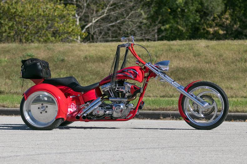 2009 Unlimited Trike