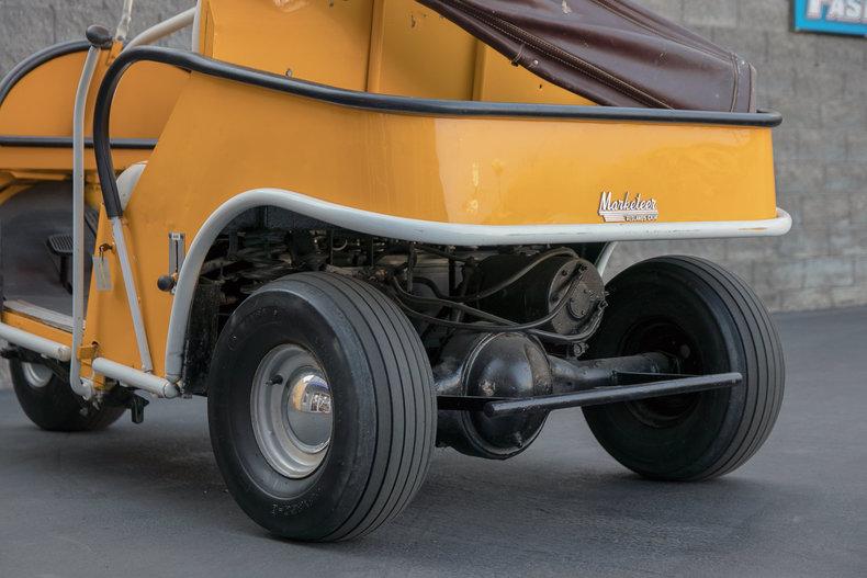 1960 Marketeer Golf Cart