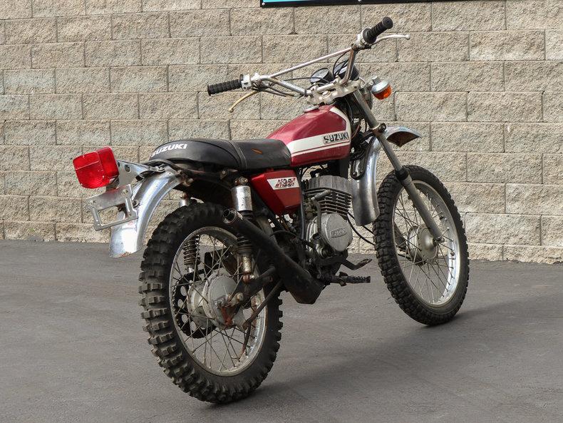 1972 Suzuki TC125
