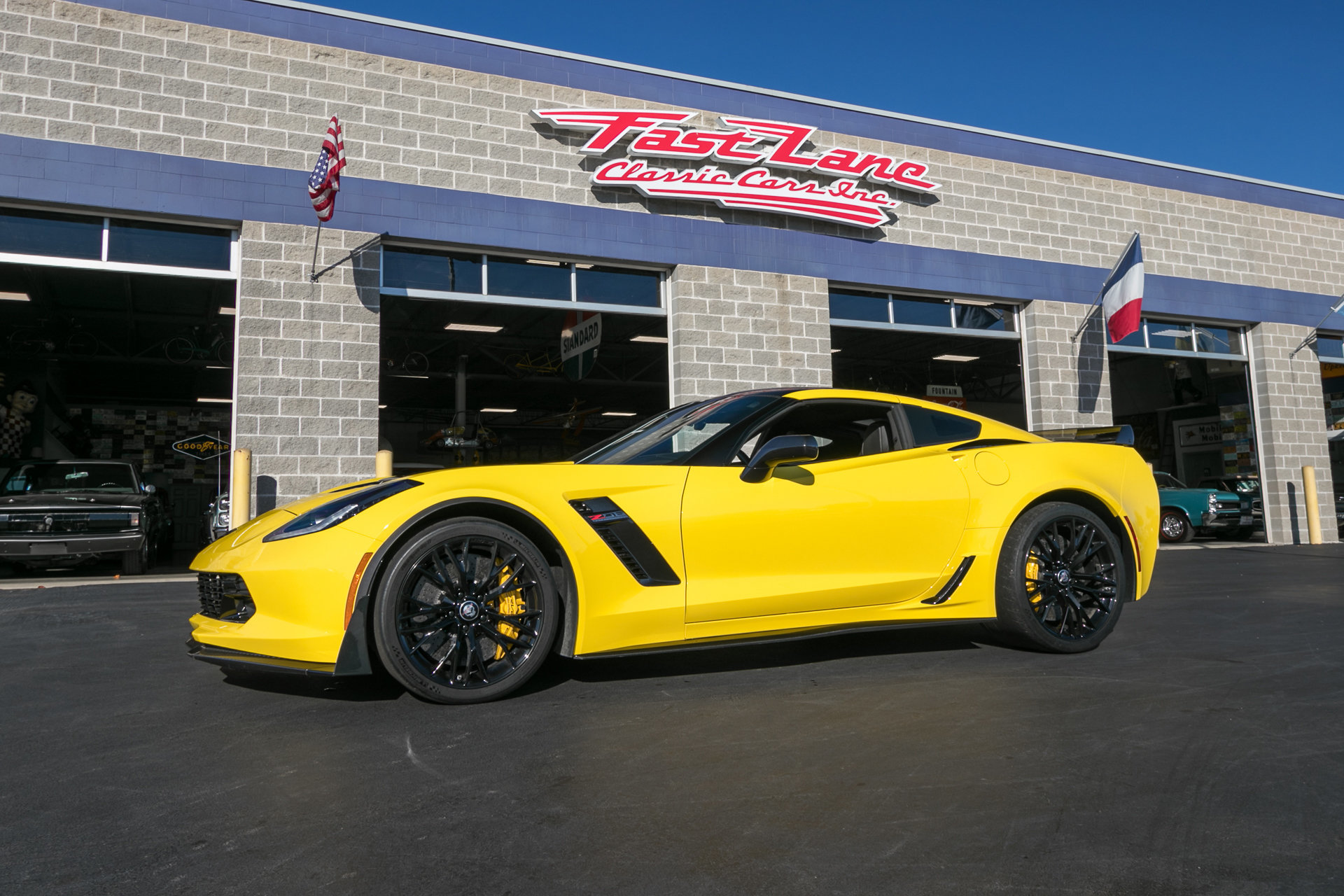 2016 chevrolet corvette z06 for sale 67805 mcg. Black Bedroom Furniture Sets. Home Design Ideas