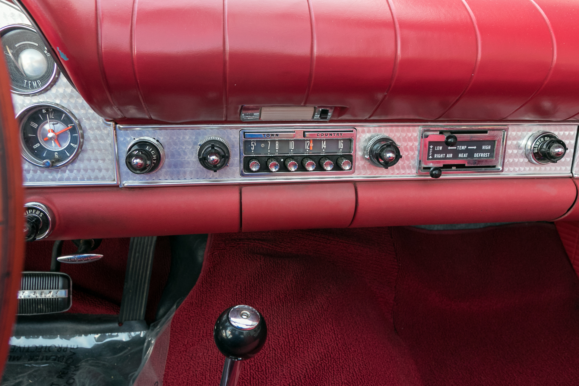 1957 Ford Thunderbird Fast Lane Classic Cars O Matic Automatic Transmission Power Steering Brakes And A