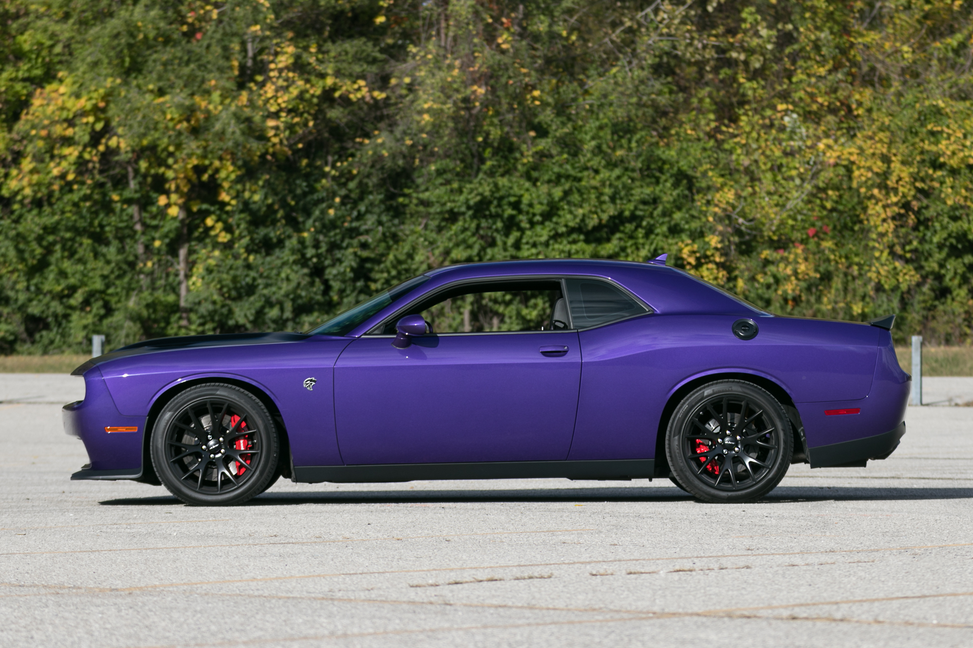 2016 dodge challenger hellcat fast lane classic cars. Black Bedroom Furniture Sets. Home Design Ideas