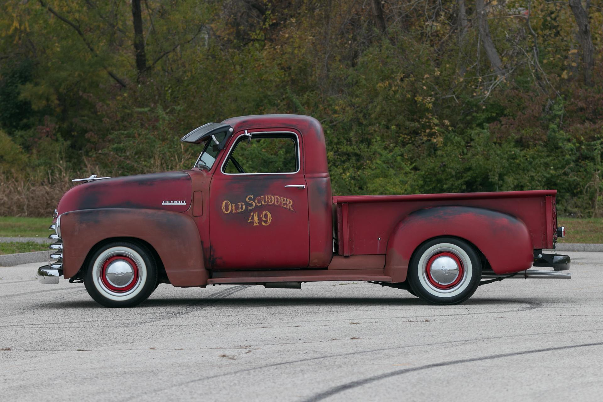 1949 Gmc Pickup Fast Lane Classic Cars