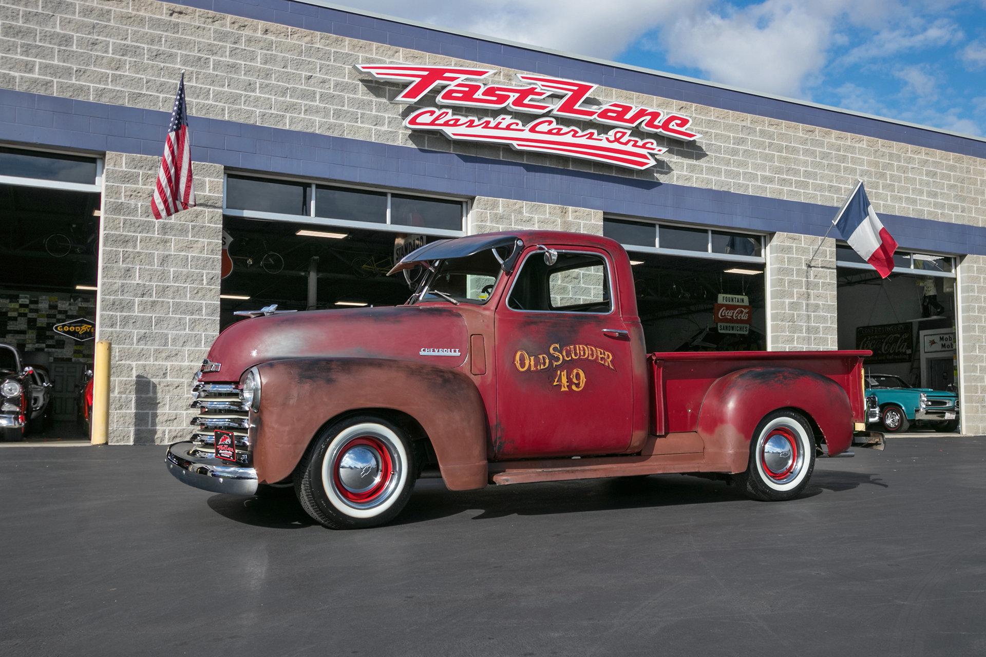 1949 GMC Pickup | Fast Lane Classic Cars