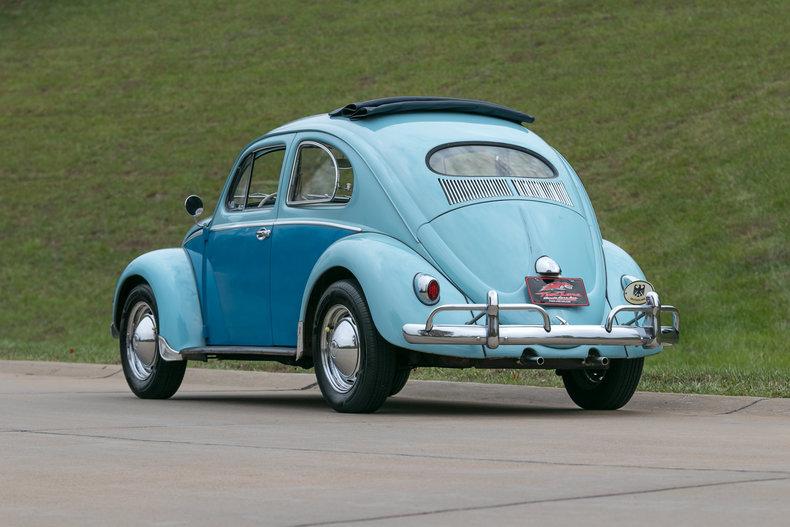 1957 Volkswagen Beetle | Fast Lane Classic Cars
