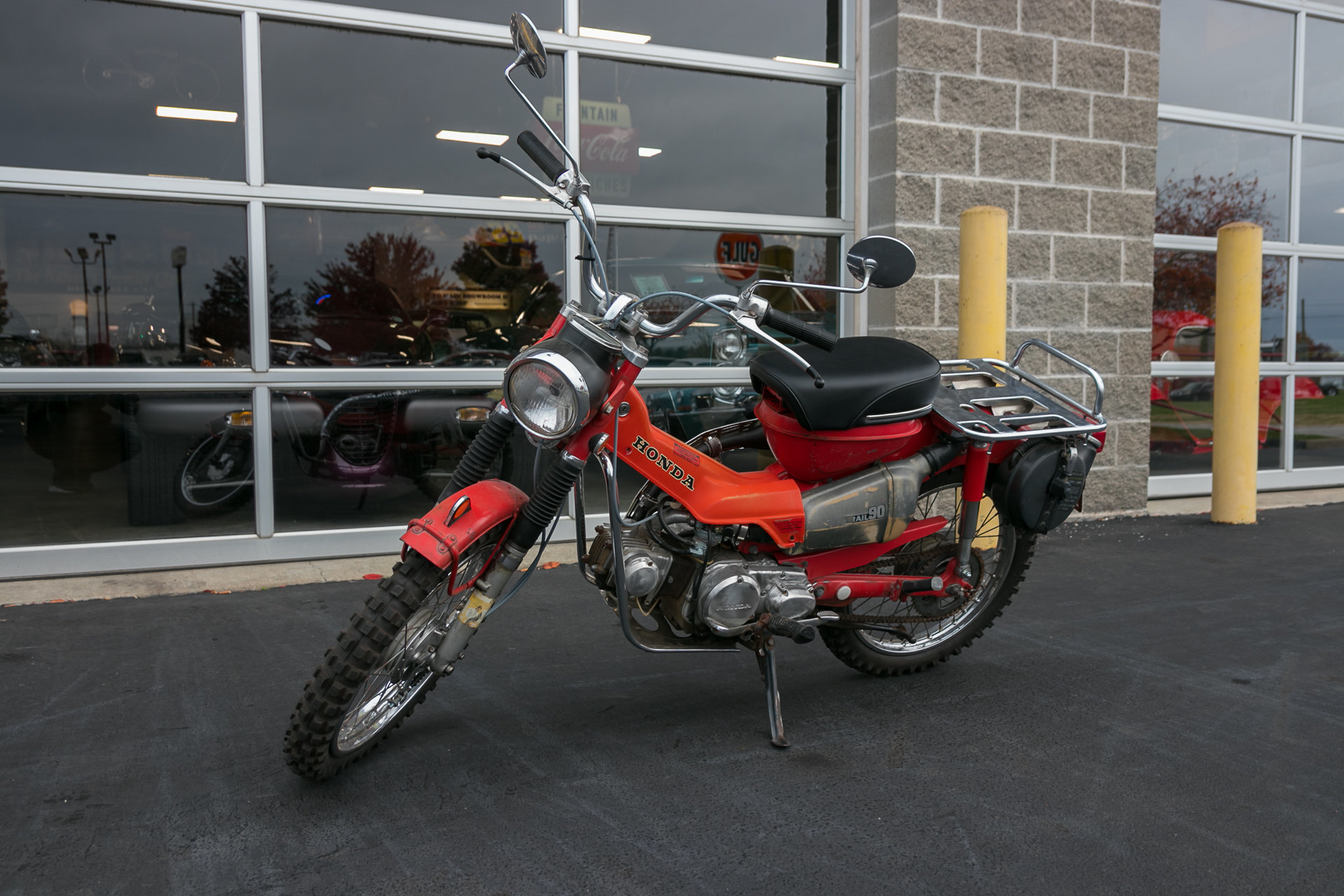 1970 honda trail 90 for sale 72624 mcg for Washington dc honda dealers
