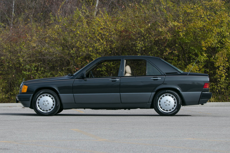 5918408700a69 low res 1989 mercedes benz 190e
