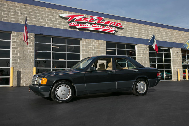 59211786fc5a5 low res 1989 mercedes benz 190e